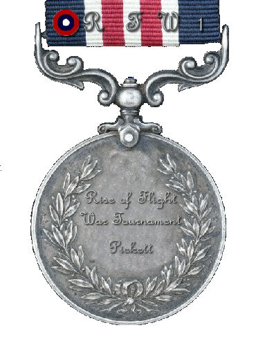 RoF War1 Allied Medal example