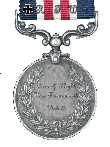 RoF War1 German Medal example